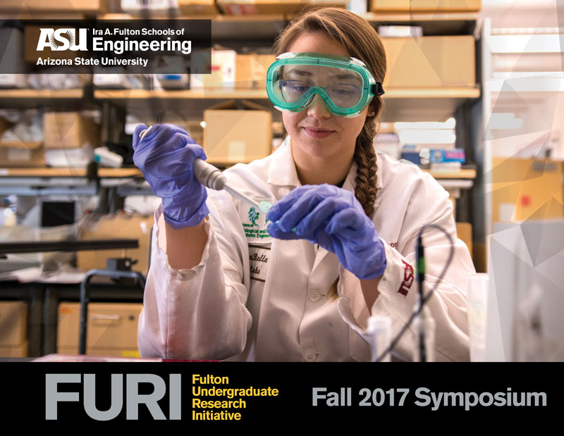 Fall 2017 Symposium Guide cover.