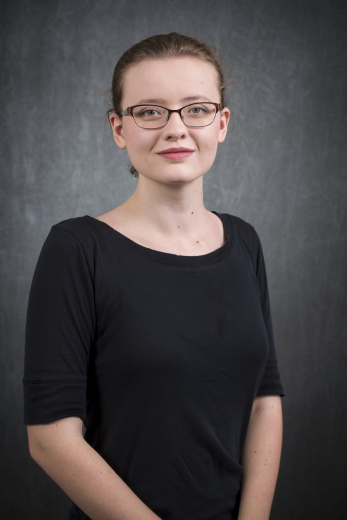 Portrait of Karolena Lein