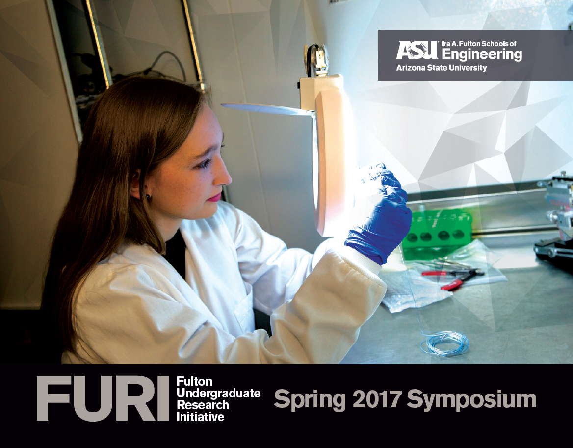 Spring 2017 Symposium Guide cover.